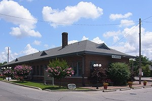 The Historic Depot